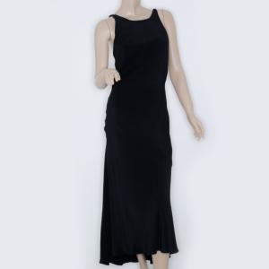 Gianfranco Ferre Long Black Dress