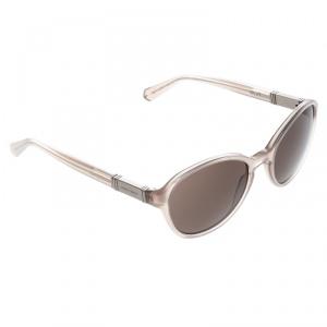 Giorgio Armani Beige AR8006 Round Sunglasses