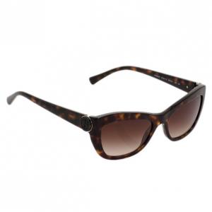 Giorgio Armani Tortoise Frame Cat Eye Sunglasses