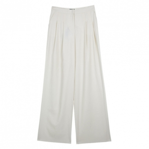 Giorgio Armani Wide Wool Pants L