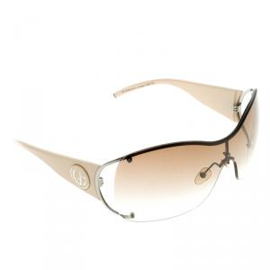Giorgio Armani Brown GA369/S Shield Sunglasses