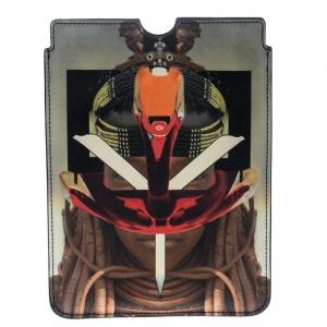 Givenchy Multicolor Tribal Print Coated Canvas IPad Mini Case