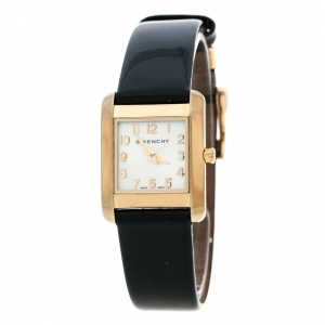 Givenchy Gold Plated Steel GV.5200S Women's Wristwatch 22 mm
