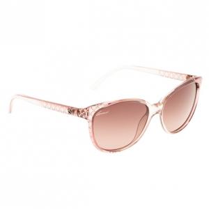 Gucci Pink GG 3363 Cat Eye Sunglasses