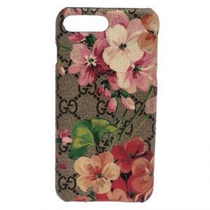 Gucci Pink GG Blooms iPhone 8 Plus Case