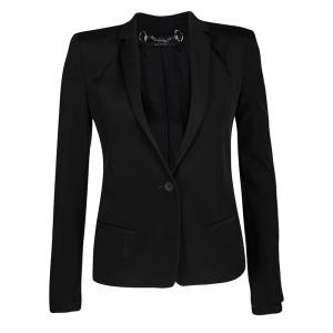 Gucci Black Tailored Blazer XS
