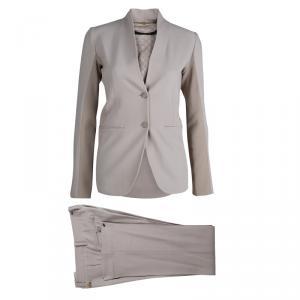 Gucci Beige Wool Pant Suit S