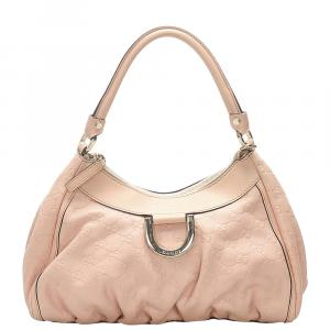 Gucci Guccissima Abbey D-Ring Bag