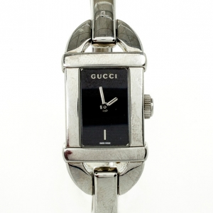 Gucci Damenuhr Bamboo 6800L Womens Wristwatch 21 MM