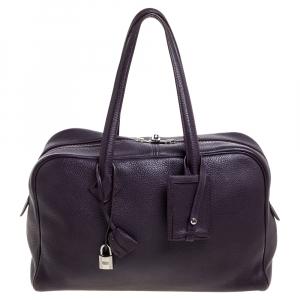 حقيبة هيرمس فيكتوريا جلد كليمينس رايسين II
