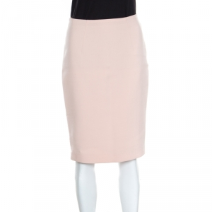 Boss by Hugo Boss Pale Pink Vilina Pencil Skirt S