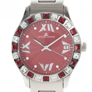 Jacques Lemans 1-1517.1 Womens Wristwatch 37 MM