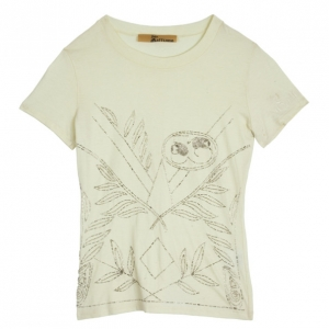 John Galliano Embellished T-Shirt