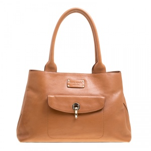 Kate Spade Brown Leather Tote