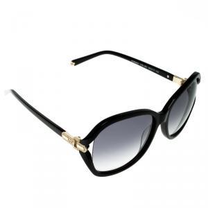 نظارة شمسية كورلوف KOR2031 سوداء/سوداء متدرجة كبيرة