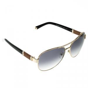 نظارة شمسية أفياتورز كورلوف KOR2032 ذهبية/سوداء متدرجة