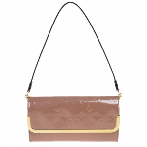 Louis Vuitton Monogram Vernis Rossmore MM Evening Bag