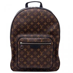 Louis Vuitton Brown Monogram Josh Back Pack