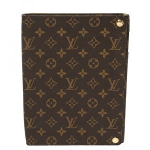 Louis Vuitton Brown Monogram Canvas Foldable iPad Case