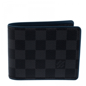 Louis Vuitton Damier Graphite Canvas Multiple Wallet