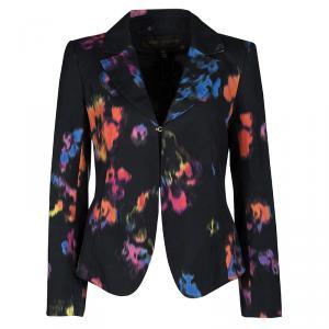 Louis Vuitton Black Printed City Jacket S
