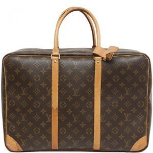 حقيبة سفر لوي فيتون سوفت سيريس كانفاس مونوغرامية 45