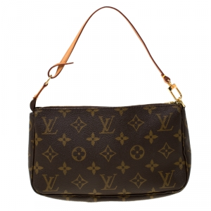 Louis Vuitton Monogram Canvas Pochette Accessories