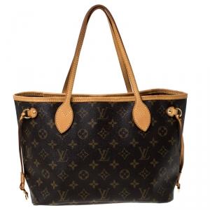 Louis Vuitton Monogram Neverfull PM Bag