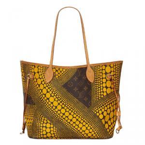 Louis Vuitton Monogram Kusama Neverfull MM