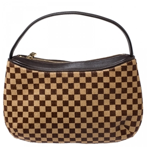 Louis Vuitton Damier Calfhair Limited Edition Sauvage Tigre Bag