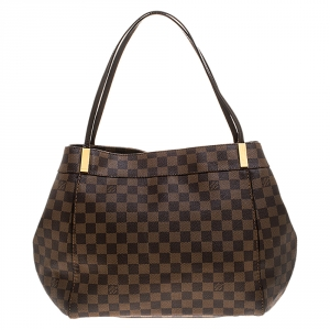 Louis Vuitton Damier Ebene Canvas Marylebone GM Bag