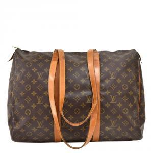 Louis Vuitton Monogram Canvas Sac Flanerie 45 Bag