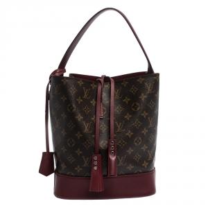 Louis Vuitton Rubis Monogram Canvas NN14 Noe GM Bag