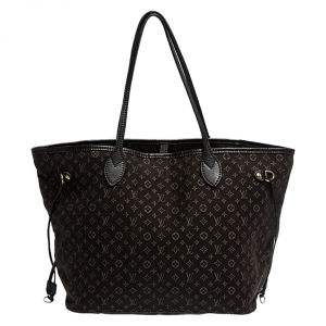 Louis Vuitton Monogram Idylle Canvas Neverfull MM Bag