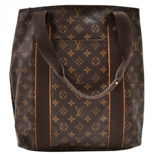 Louis Vuitton Monogram Canvas Cabas De Beaubourg Tote Bag