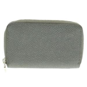 Louis Vuitton Grey Taiga Leather Zippy Wallet