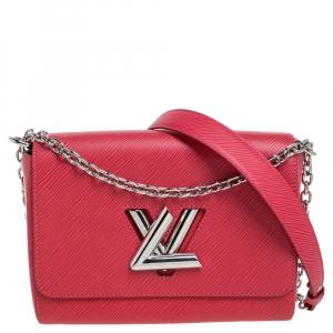Louis Vuitton Grenade Epi Leather Twist MM Bag
