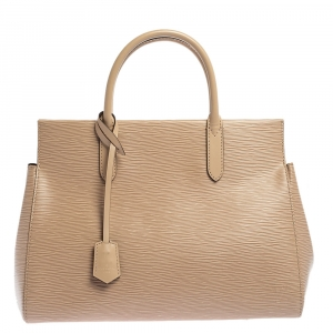 Louis Vuitton Dune Epi Leather Marly MM Bag