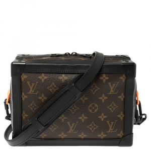 Louis Vuitton Monogram Canvas Soft Trunk Bag