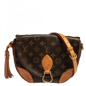 Louis Vuitton Monogram Canvas Saint Cloud Bag