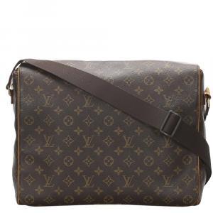 Louis Vuitton Monogram Canvas Abbesses Bag