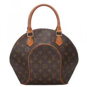 Louis Vuitton Monogramn Canvas Ellipse PM Bag