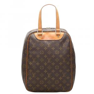Louis Vuitton Monogram Cnavas Excursion Bag
