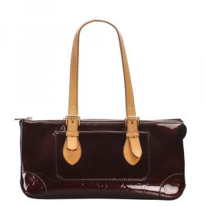 Louis Vuitton Monogram Vernis Rosewood Avenue bag