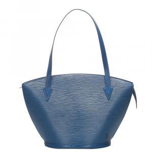 Louis Vuitton Epi Leather Saint Jacques Long Strap PM Bag