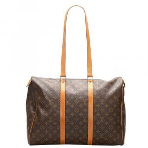 Louis Vuitton Monogram Canavs Sac Flanerie 45 Bag