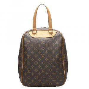 Louis Vuitton Monogram Canavs Excursion Bag