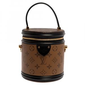 Louis Vuitton Reverse Monogram Canvas Cannes Bag