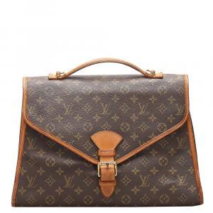 Louis Vuitton  Monogram Bel Air GM Briefcase