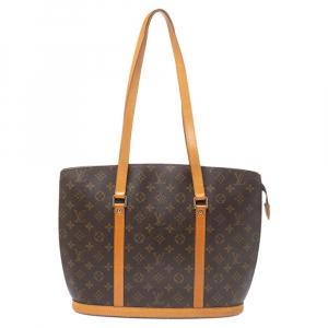 Louis Vuitton Monogram Canvas Babylone Bag